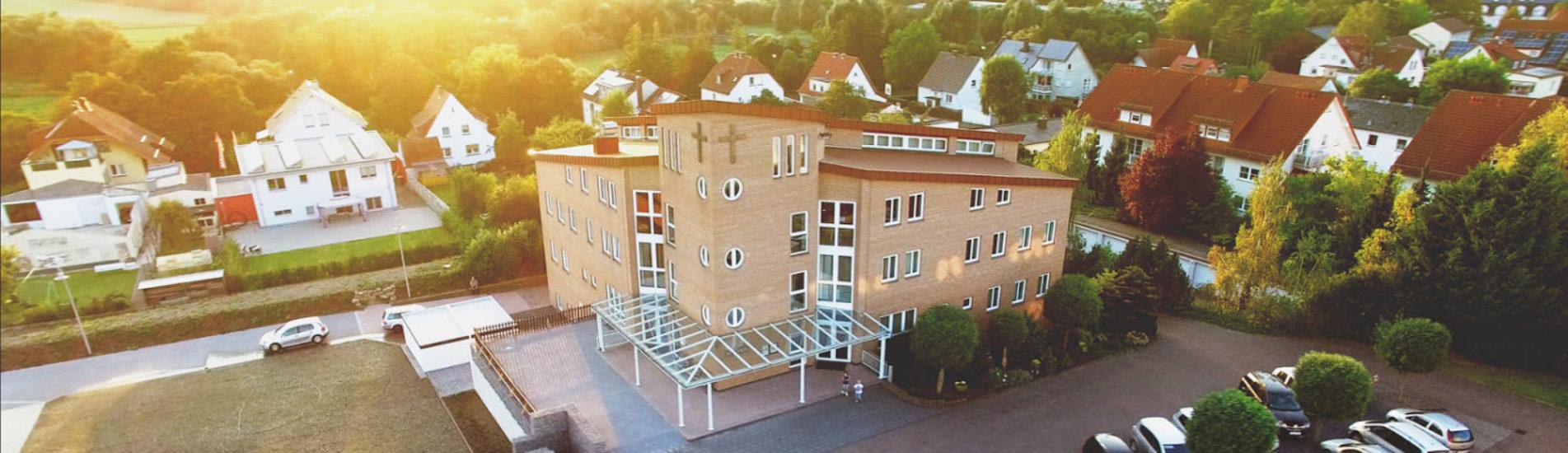 Das Bethaus der Christliche Brüdergemeinde Fulda Kohlhaus