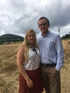 Stephan & Miriam Wallmann, Missionseinsatz in USA