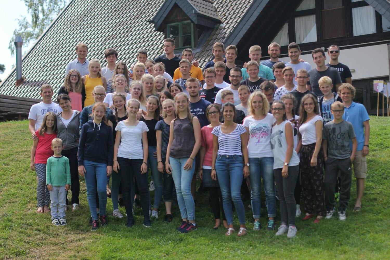 Sommerfreizeit 2016 | CBG Fulda Kohlhaus