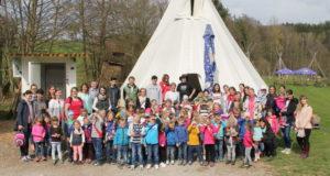 Wenn Tiere sprechen könnten - Kindertage 2017   CBG Fulda Kohlhaus