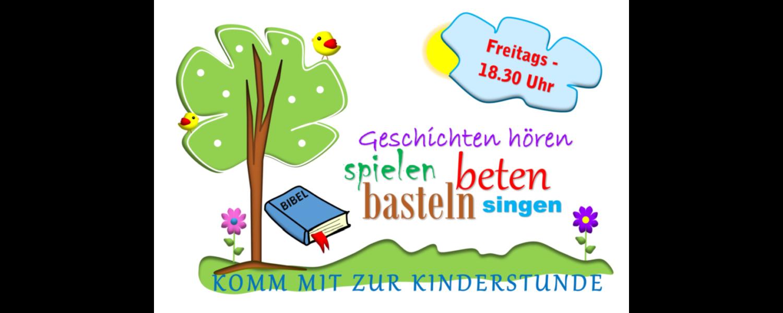 Einladung zur Kinderstunde in der CBG Fulda Kohlhaus