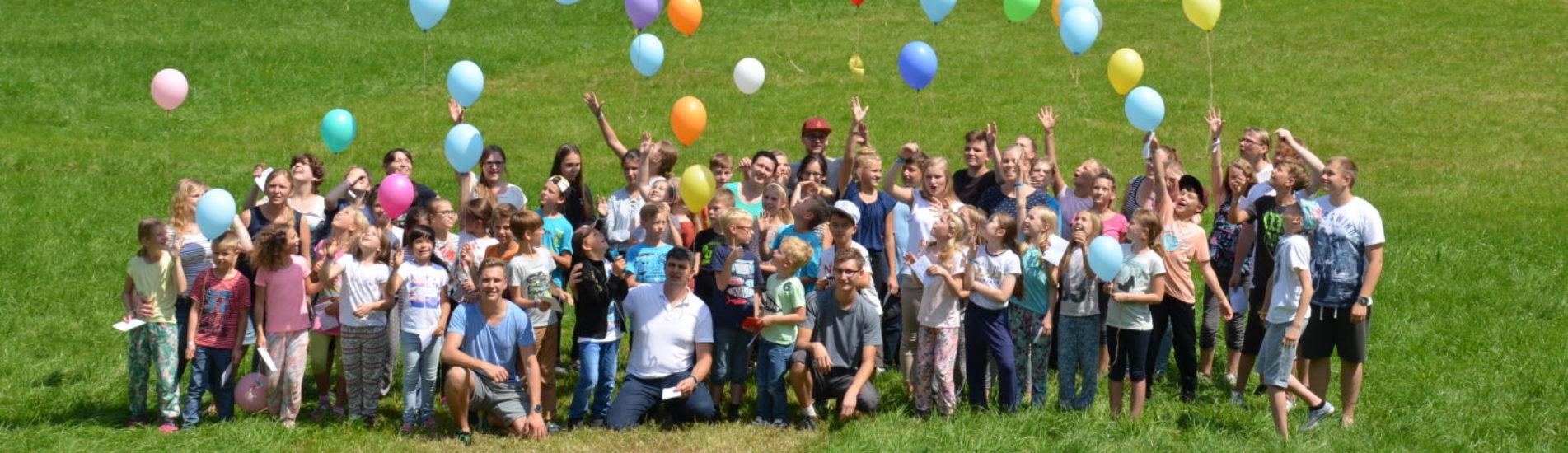 Kinderfreizeit 1. Woche 2017   CBG Fulda Kohlhaus