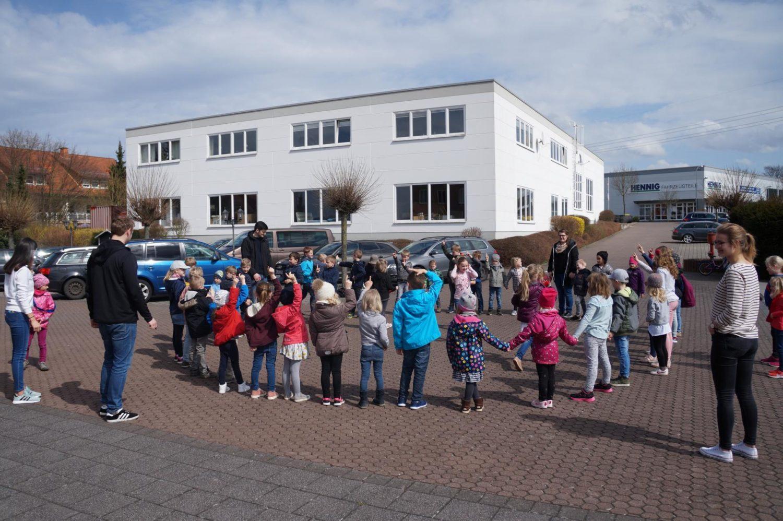 Ich sehe was, was du nicht siehst - Kindertage 2018 | CBG Fulda Kohlhaus