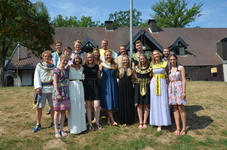 Leiter der SoFrei 2018 | CBG Fulda Kohlhaus