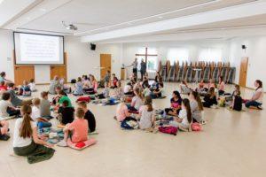 """Kindertage 2019 """"Passahfest"""" in der CBG Fulda Kohlhaus"""