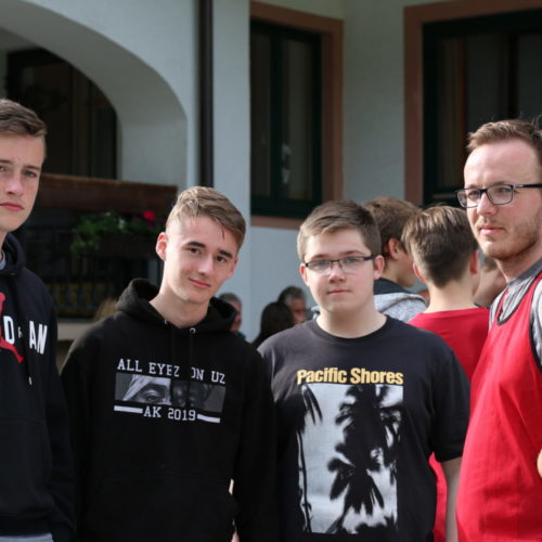 Teens - Young Days | CBG Fulda Kohlhaus