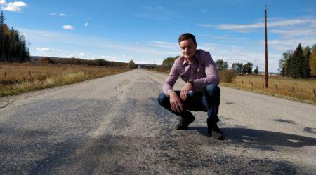 Harry Morasch in Kanada