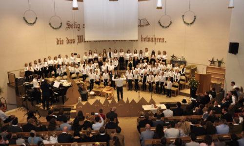 Gottesdienst in der CBG Fulda Kohlhaus