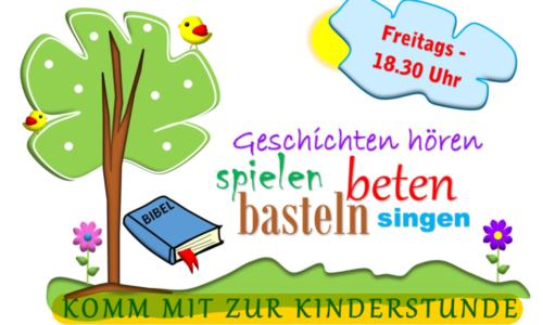 Einladung Kinderstunde_Visitenkartenformat