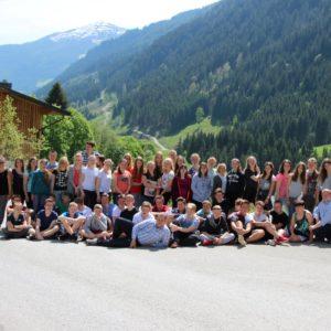 Teens in Österreich 2016